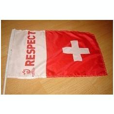 Drapel Steag EURO 2008 Elvetia