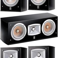Boxe Yamaha, Sistem 5.0 - Set incinte 5.0 Yamaha format din 2 x NS-333 (front+surround) + NS-C444 (center)