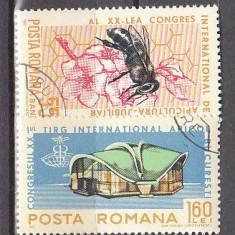 Romania.1965.Al XX-lea Congres International de Apicultura RO65.610 - Timbre Romania