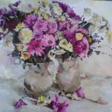 Pictura cu flori - Pictor roman, Altul