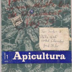 Revista/Ziar - 5A(000) revista-APICULTURA IN ROMANIA-ianuarie1970