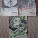 Colectia Povestiri Stiintifico Fantastice Anticipatia Camil Baciu Aragua VOL 1, 2, 3 - Carte Hobby Paranormal