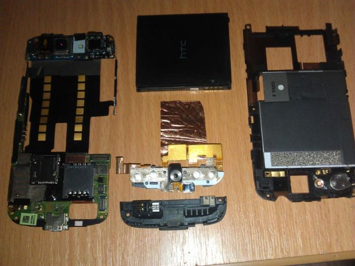 Piese HTC Desire foto mare