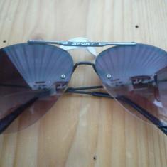 Ochelari de soare marca SPORT - REDUCERE, Unisex, Violet, Fluture, Metal