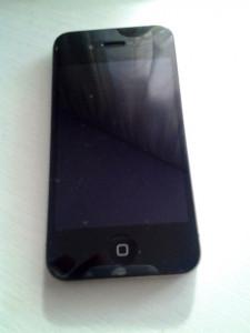 Vand IPhone 4 16GB codat pe Anglia Vodafone . foto