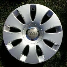Vand jante aliaj Audi A4 A6 16inch originale 5x112 4F0 601 025 N - Janta aliaj Ronal, Latime janta: 7, Numar prezoane: 5