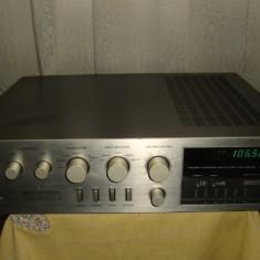Amplificator audio, 81-120W - Amplificator cu radio (statie) LUXMAN Model R-2050 / Made in JAPAN