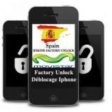 Decodare telefon - Decodare oficiala / Deblocare oficiala / Factory unlock iPhone 3GS / 4 / 4S MOVISTAR Spania (clean IMEI)