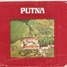 (C4307) PUTNA DE OCTAV DE MONORANU SI ION MICLEA, EDITURA SPORT-TURISM, 1977, - Hobby Ghid de calatorie