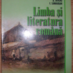 Georgeta Costache s.a. - Limba si literatura romana pentru examenul de bacalaureat 2003 - Teste Bacalaureat