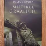 JULIUS EVOLA - MISTERUL GRAALULUI (Humanitas, 2008)