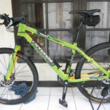 Mountain Bike, Numar viteze: 27 - Cannondale F 600