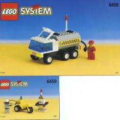 LEGO 6459 Fuel Truck (Camion+motocicleta) - LEGO City