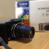 Schimb cu tableta Olympus SZ-14 Nou - Aparat Foto compact Olympus, 14 Mpx, Peste 20x, 3.0 inch