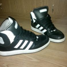 Adidasi barbati, Piele naturala - Adidasi de toamna / iarna marimea 43 marca Adidas