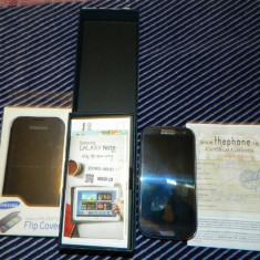 Samsung Galaxy S3 16GB Neverlocked - Telefon mobil Samsung Galaxy S3, Albastru, Neblocat, Quad core, 2 GB