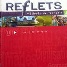 REFLETS METHODE DE FRANCAIS 3