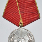 31 OKAZIE, MEDALIE ROMANIA PENTRU MERITE DEOSEBITE IN MUNCA RSR - Medalii Romania