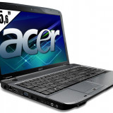 Vand acer aspire 5738ZG - Laptop Acer, Intel Pentium Dual Core, 15-15.9 inch, 2001-2500 Mhz, 250 GB