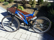 Bicicleta MOTOR-X 320 foto