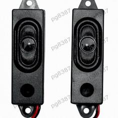 Difuzoare - Set 2 boxe miniatura, bass-reflex, 2x8 ohmi, 1W - 152858