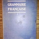 Carte - Rene Radouant - Grammaire francaise [1922]