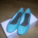 Pantofi dama, Marime: 40, Bleumarin - Vand balerinii dama