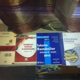 Vand manuale clasa a-XII-a: Romana, Istorie, Matematica + carti pregatire BAC:Romana, Istorie, Geografie-diferite edituri.