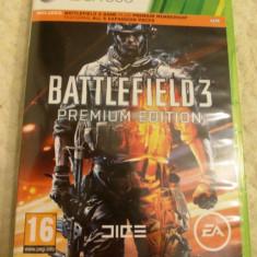 Joc XBOX 360 BATTLEFIELD 3 - Premium edition / Joc BATTLEFIELD 3 - PREMIUM EDITION - Jocuri Xbox 360 Rockstar Games, 18+
