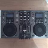 Instrumente muzicale - VAND - Consola DJ - GEMINI 3700G