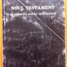 NOUL TESTAMENT AL DOMNULUI NOSTRU ISUS HRISTOS - Biblia