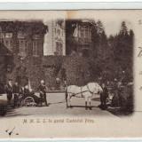 Familia Regala - Sinaia - Castelul Peles, Circulata
