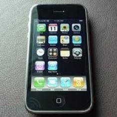 Vand iPhone 3 8 GB sau schimb cu alte produse - iPhone 3G Apple, Negru, Neblocat