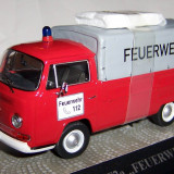 Premium Clasixxs VW T2a FEUEWEHR serie lim 500 buc 1:43 - Macheta auto