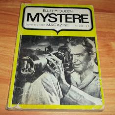 Ellery Quenn - Mystere (septembre 1969, nr. 259)