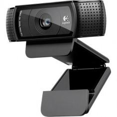 Webcam logitech Carl Zeiss Tessar HD 8010p, Microfon