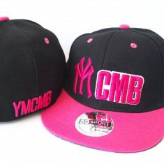 Sapca Barbati - YMCMB sepci Young Money Cash Money Billionaires sapca FULL CAP ny new york ( Marime 56-57) sa739