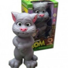 Figurina Animale - Jucarie vorbitoare Talking Tom Cat Mare