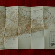 Harta Turistica - Muntii Cibinului !!