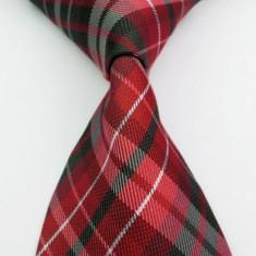 LIVRARE GRATUITA !!! - CADOUL IDEAL - SUPERBA CRAVATA, GIORGIO ARMANI, MATASE NATURALA 100%, TESATURA JACQUARD - Cravata Barbati