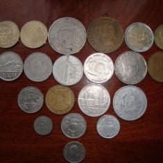 Jubiliare - Vand colectie monede+bonus Bancnota
