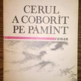 Carte - Elena Gronov-Marinescu - Cerul a coborit pe Pamint