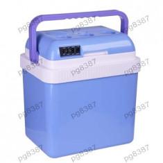 Cutie frigorifica 24L, 12V si 220V-400490 - Lada frigorifica auto
