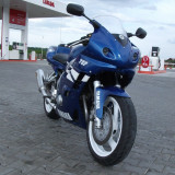 Yamaha FZR 600 - Motocicleta Yamaha