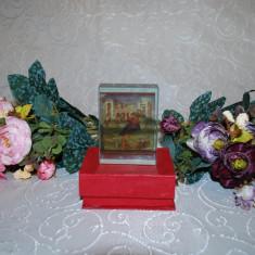 Marturii nunta/botez Iconita pictograma religioasa de sticla model deosebit, CEL MAI MIC PRET DE PE PIATA Icoana marturie sticla