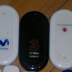 Modem 3G - Modem Usb Stick 3G Internet Mobil Huawei E220 E 220 Decodat - Compatibil cu aproape orice tableta android 3 Bucati EU