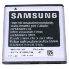 Baterie telefon Samsung, Samsung Galaxy S, Li-ion - Acumulator baterie Samsung Galaxy S i9000 EB575152VU noi originale