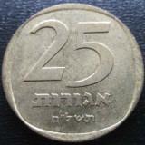 (1087) ISRAEL 25 AGOROT