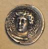 Moneda Tetradrahmă 405 B.C. Sicily-Syracuza