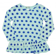 Haine Copii 4 - 6 ani, Bluze - NOU !! - Bluzita tip rochita fetite - 3 - 4 ani - *import Anglia*, bumbac